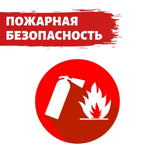 """Профессиональная переподготовка """"Пожарная безопасность"""" 256 часов"""
