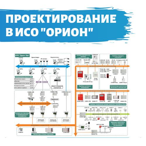 """Проектирование на базе оборудования ИСО """"Орион"""""""