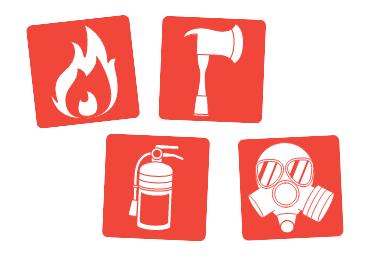 Обучение пожарно-техническому минимуму, мерам пожарной безопасности и охране труда